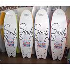 SMILE ON SURF【スマイルオンサーフ】176×54×7cm(ソフトフィン・リーシュコード付)