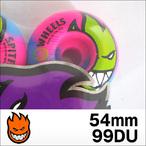 Spitfire【スピットファイヤー】ウィル BIGHEAD PSYCLONE SWIRL(Power Blue×Neon Pink) 54mm/99DU