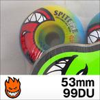 Spitfire【スピットファイヤー】ウィル BIGHEAD SUNBURN SWIRL(Yellow×Power Blue) 53mm/99DU