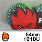 Spitfire【スピットファイヤー】ウィル FORMULAFOUR GANGGREEN / CLASSIC SHAPE (Neon Green) 54mm/101D