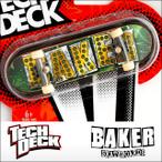 Tech Deck【テックデッキ】指スケ ベイカーチーム