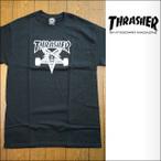 thrasher【スラッシャー】Tシャツ SKATEGOAT BLACK
