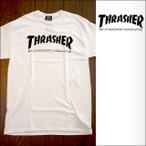 thrasher【スラッシャー】Tシャツ SKATE MAG white