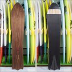 【15-16】TJ. BRAND スノーボード Golden bat / Bonzar bottom 155