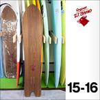 【15-16】TJ. BRAND スノーボード Napoleon Fish 142