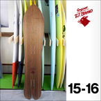 【15-16】TJ. BRAND スノーボード Napoleon Fish 147