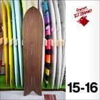 【15-16】TJ. BRAND スノーボード Retro Fish 146