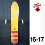 【16-17】TJ. BRAND スノーボード Shift flat camber 159