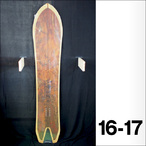 【16-17】TJ. BRAND スノーボード SHAPERS SHOOTER Wide 4'11 148.4cm