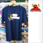 Toy Machine【トイマシーン】Tシャツ TM JUMP RAMP (Navy)サイズ:S