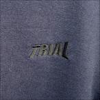 TRIAL【トライアル】ヘビーウエイトトレーナー(裏起毛) 11.5オンス (ネイビー)