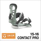 【15-16】UNION【ユニオン】ビンディング コンタクトプロ CONTACT PRO(TITANIUM)