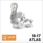 【16-17】UNION【ユニオン】ビンディング アトラス ATLAS(Matte White)