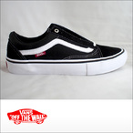 Vans【バンズ】シューズ OLD SKOOLPRO (Black/White)
