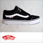 Vans【バンズ】シューズ TNT SG (Black/White/White)