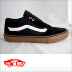 Vans【バンズ】シューズ TNT SG (Black/White/Gum)