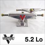 Venture【ベンチャー】トラック TEAM TRUCK (Polished) 5.2Lo