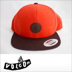 VOLCOM【ボルコム】キャップ Quarter Fabric Hat (WRR)