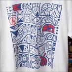VOLCOM【ボルコム】Tシャツ DA PATTERN (WHT)サイズ:M