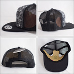VOLCOM【ボルコム】レディースメッシュキャップ Girl Talk Trucker Hat (BLC)