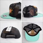 VOLCOM【ボルコム】レディースメッシュキャップ Girl Talk Trucker Hat (SSG)