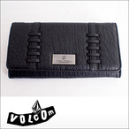 Volcom【ボルコム】長財布 Off Duty Wallet(BLK)