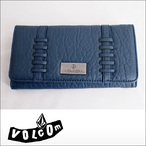 Volcom【ボルコム】長財布 Off Duty Wallet(NVY)