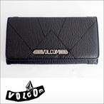 Volcom【ボルコム】長財布 Pinky Swear Wallet(BLK)