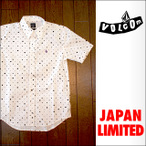 VOLCOM【ボルコム】Tシャツ JAPAN LIMITED PRODUCT Stone Dot S/S Japan Fit Mサイズ カラー:White