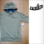 VOLCOM SNOWBOARDING Mod Pull Over Fleece MIL