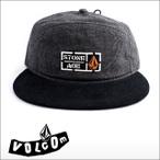 VOLCOM STONE-AGE Fabric Break Hat GRY