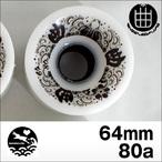 Waveskates【ウェーブスケート】×Magari【マガリ】ウィール Classic2016 Diameter 64mm/80A