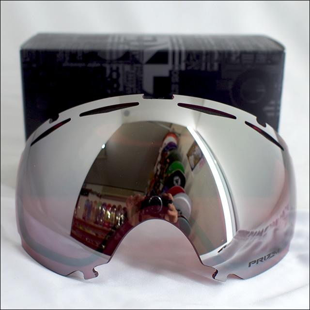 OAKLEY【オークリー】Canopy用 交換レンズ PRIZM BLACK IRIDIUM