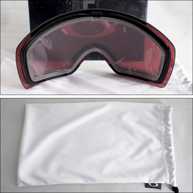 OAKLEY【オークリー】FlightDeck XM用 交換レンズ PRIZM BLACK IRIDIUM