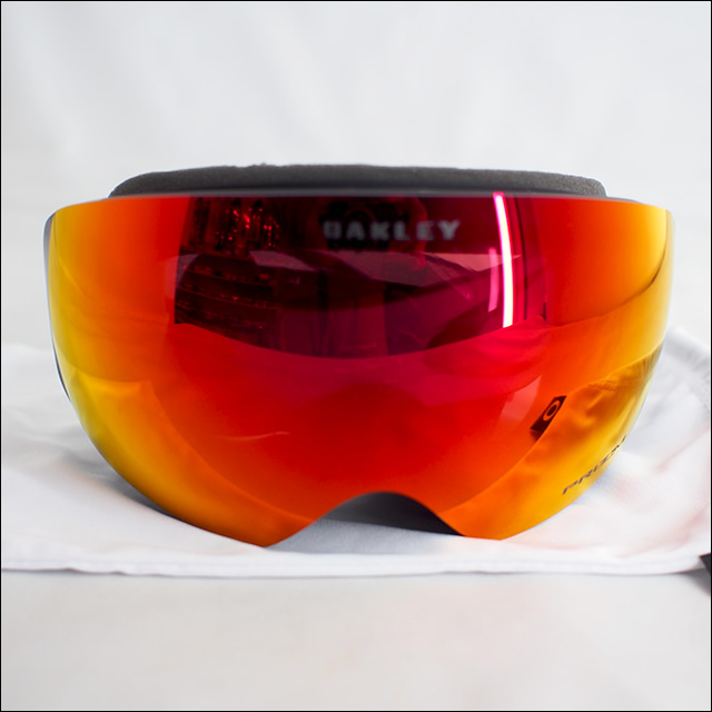 OAKLEY【オークリー】ゴーグル FLIGHT DECK XM【フライトデッキ】 Matte Black / Torch Iridium (アジアンフィット)