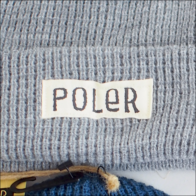 Poler Camping Stuff【ポーラーキャンピングスタッフ】ビーニー WORKERMAN BEANIE