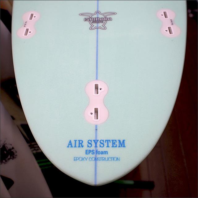 PRESSENT Surfboards【プレゼント】FUN(EPS) 6'3×50×6.0