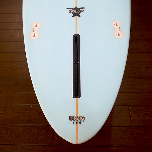 PRESSENT Surfboards【プレゼント】MINI LONG(EPS) 8'0×55×6.5