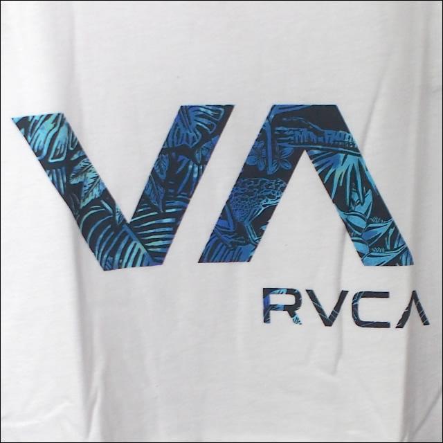 RVCA【ルーカ】Tシャツ TROPIC DOOM TEE(WHT)サイズ:M
