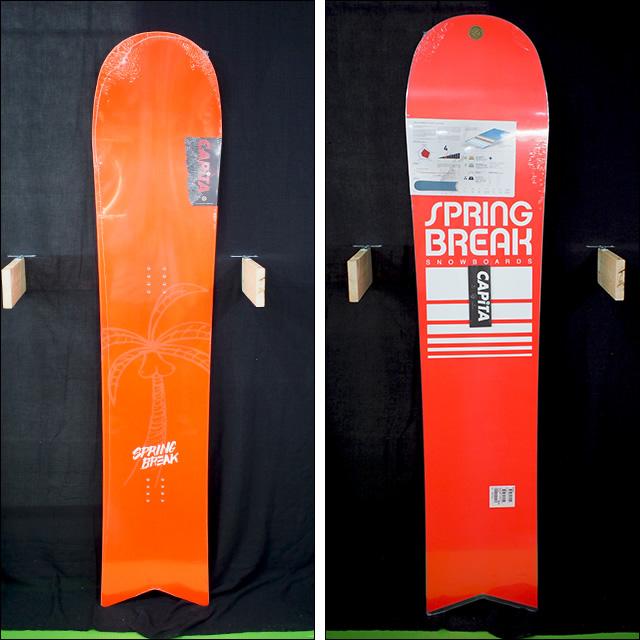 【16-17】SPRING BREAK【スプリングブレイク】 スノーボード SLUSH SLASHER 151
