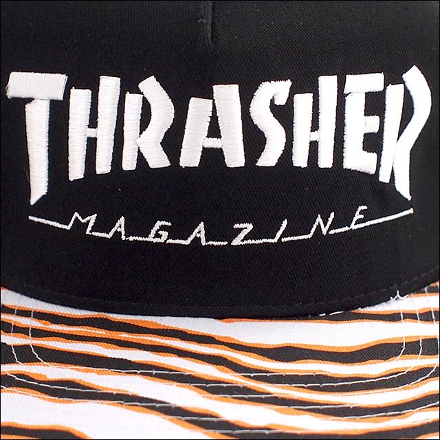 Thrasher【スラッシャー】キャップ SNAP BACKCAP(Tiger Stripe)