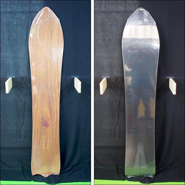 【16-17】TJ. BRAND スノーボード Golden Bat 155.5 Soft