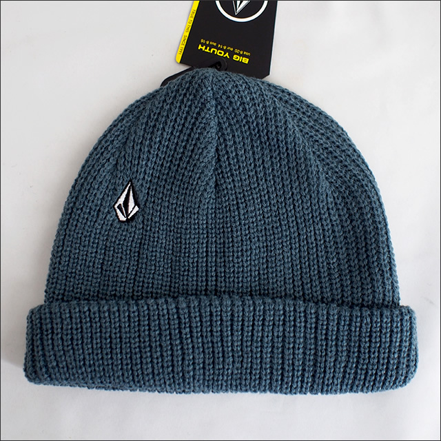 VOLCOM【ボルコム】キッズビーニー KID'S Beanie Full Stone(AFB)