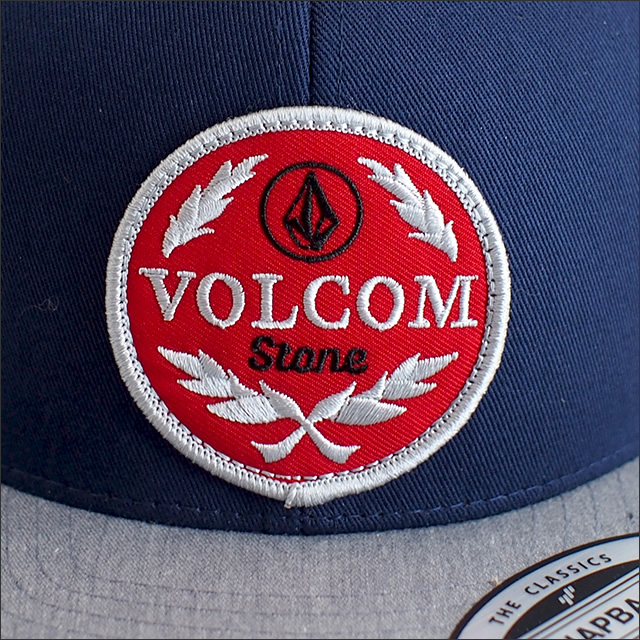 VOLCOM【ボルコム】キッズ KID'S CAP Cresticle (HGR)