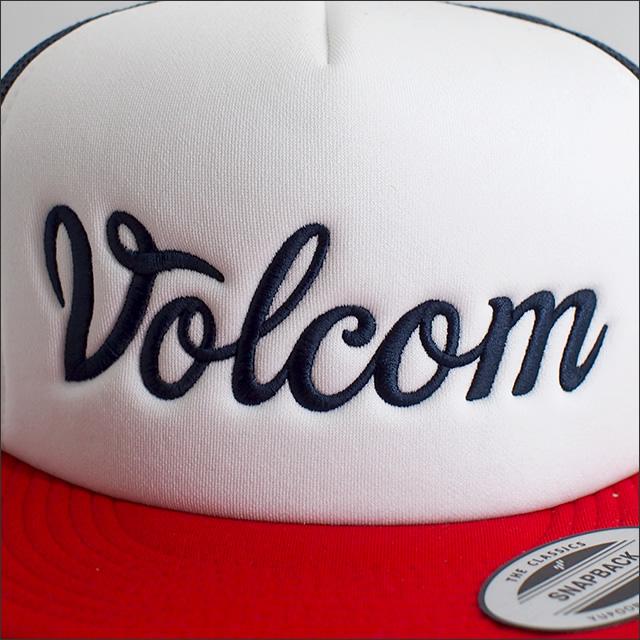 VOLCOM【ボルコム】メッシュキャップ Mack Cheese Cap (NVY)