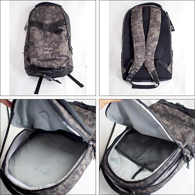 Volcom【ボルコム】バックパック リュックサック Vagabond Backpack